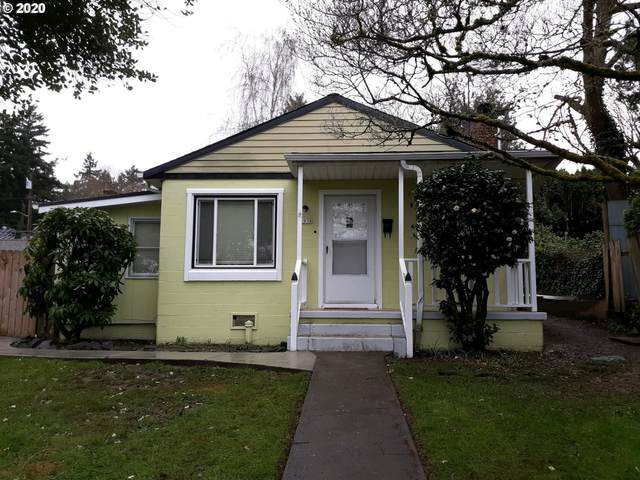 3916 SE 44TH Ave, Portland, OR 97206 (MLS #20591747) :: The Liu Group