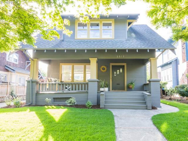 2517 NE 46TH Ave, Portland, OR 97213 (MLS #20591992) :: Cano Real Estate