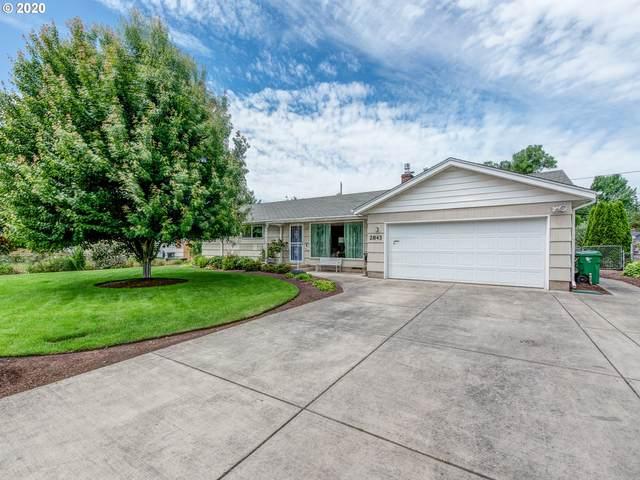 2843 Van Ave, Eugene, OR 97401 (MLS #20592022) :: Song Real Estate