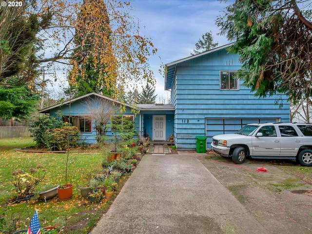 112 SE 157TH Ave, Portland, OR 97233 (MLS #20592037) :: Duncan Real Estate Group