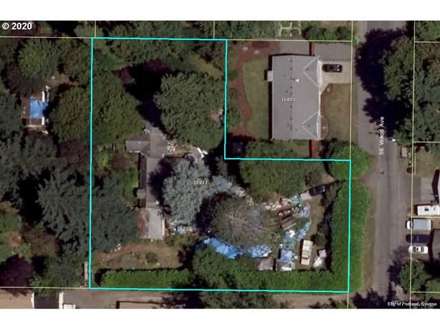 11411 SE Wood Ave, Milwaukie, OR 97222 (MLS #20592122) :: Beach Loop Realty