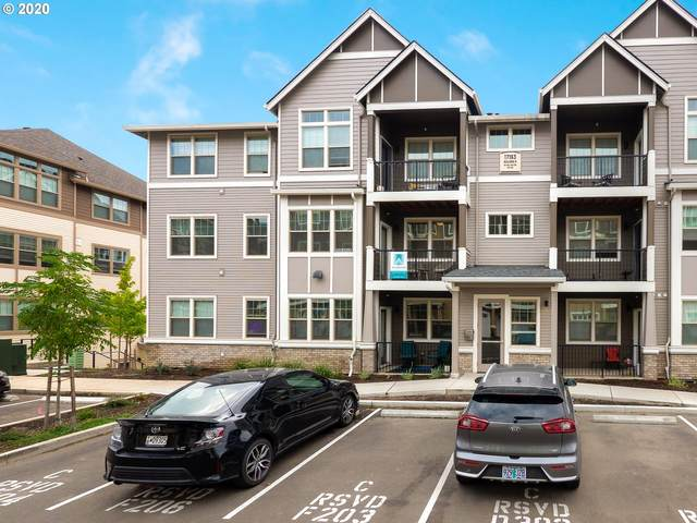 17193 SW Appledale Rd #204, Beaverton, OR 97007 (MLS #20592139) :: Song Real Estate