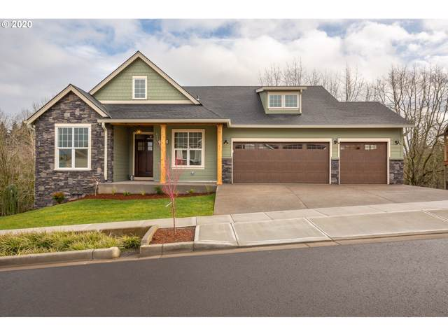 3642 SE Myrtlewood Ln, Gresham, OR 97080 (MLS #20592291) :: Lucido Global Portland Vancouver