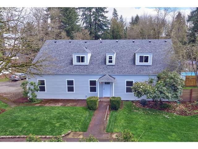 3122 SE Walta Vista Ct, Milwaukie, OR 97267 (MLS #20592344) :: Premiere Property Group LLC