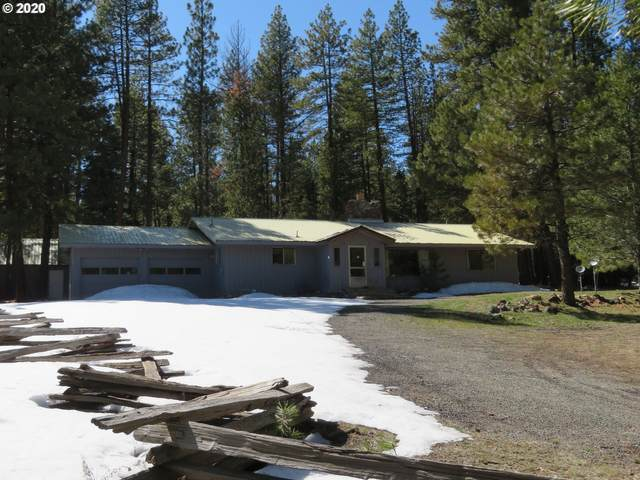 80742 Hwy 140, Lakeview, OR 97630 (MLS #20593075) :: Holdhusen Real Estate Group