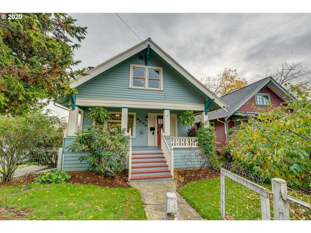 2934 SE Francis St, Portland, OR 97202 (MLS #20593319) :: McKillion Real Estate Group