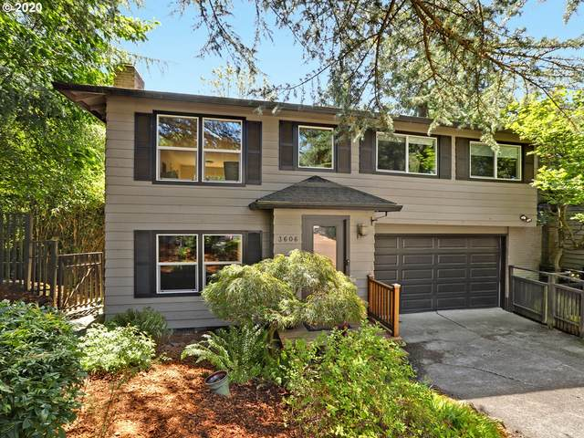 3606 SW Nevada St, Portland, OR 97219 (MLS #20594231) :: The Liu Group