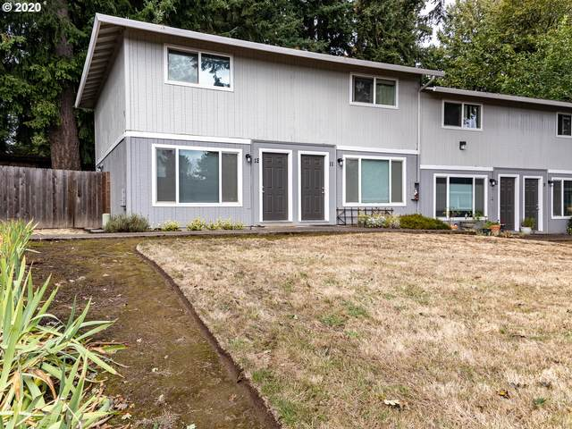 14655 SW 76th Ave #12, Tigard, OR 97224 (MLS #20594730) :: Next Home Realty Connection