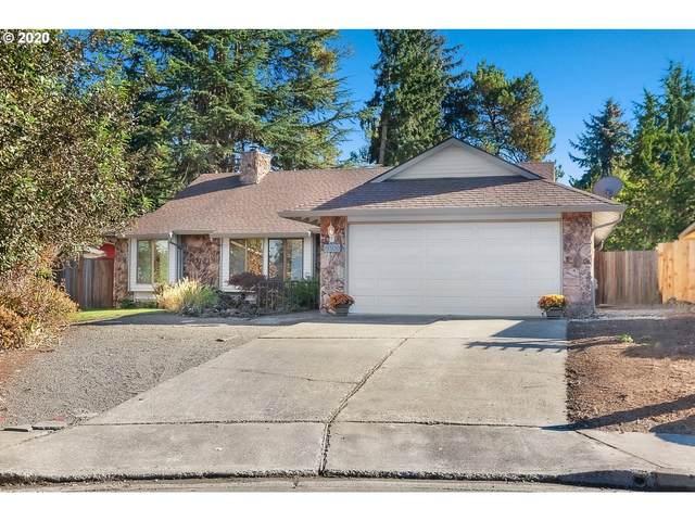 19300 SW Clarion Ct, Beaverton, OR 97006 (MLS #20594943) :: Brantley Christianson Real Estate