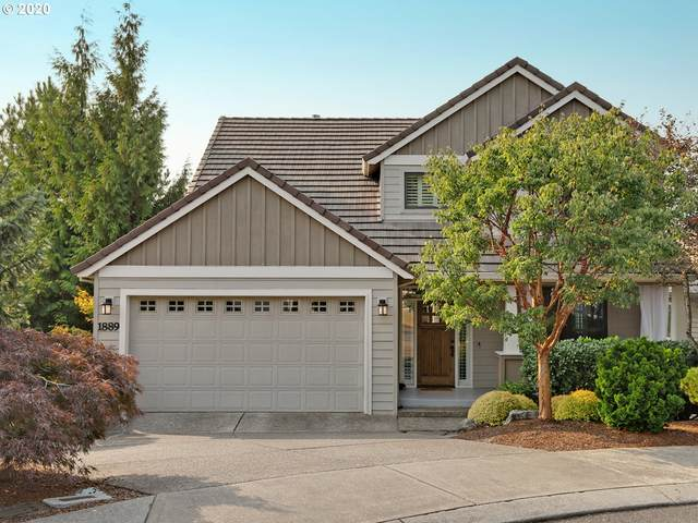 1889 NW Millcrest Pl, Portland, OR 97229 (MLS #20594983) :: Coho Realty