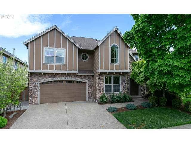 10863 SW Westfall Ct, Tualatin, OR 97062 (MLS #20595240) :: Next Home Realty Connection
