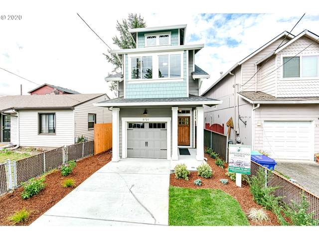8721 N Wayland Ave, Portland, OR 97203 (MLS #20595494) :: Cano Real Estate