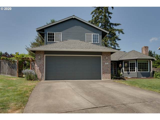 410 High Ct, Gladstone, OR 97027 (MLS #20595613) :: Next Home Realty Connection