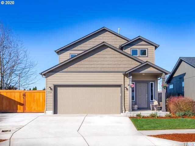 1164 Veronica Ln, Eugene, OR 97404 (MLS #20595702) :: Song Real Estate