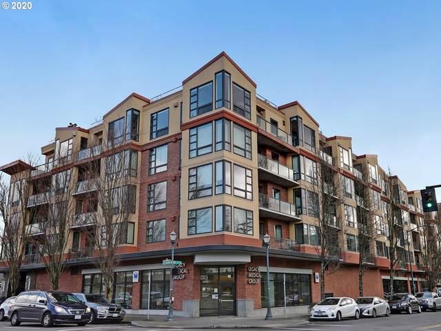 1620 NE Broadway St #418, Portland, OR 97232 (MLS #20595764) :: Change Realty