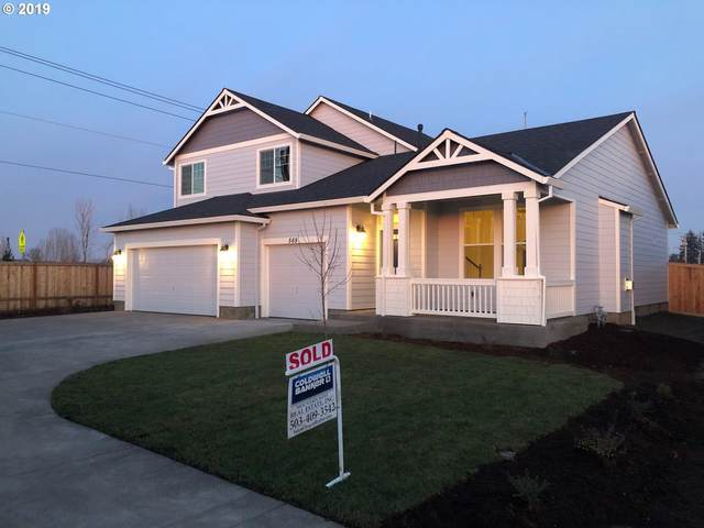 700 Stewart Dr, Molalla, OR 97038 (MLS #20595890) :: Townsend Jarvis Group Real Estate