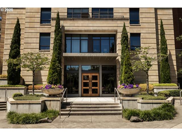2351 NW Westover Rd #309, Portland, OR 97210 (MLS #20596584) :: Holdhusen Real Estate Group