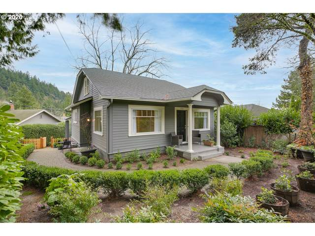 3580 SW Patton Rd, Portland, OR 97221 (MLS #20596697) :: McKillion Real Estate Group