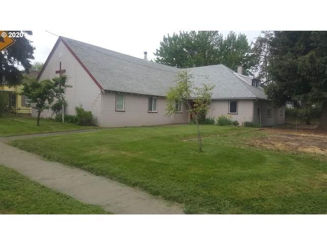 115 N Water St, Weston, OR 97886 (MLS #20596767) :: Fox Real Estate Group