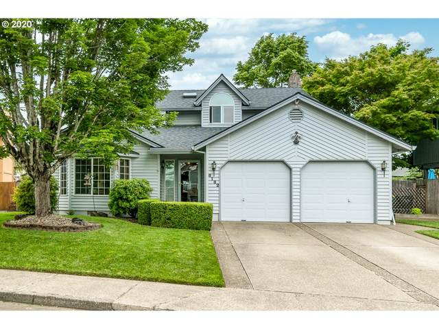 8182 SW 159TH Pl, Beaverton, OR 97007 (MLS #20596846) :: Fox Real Estate Group