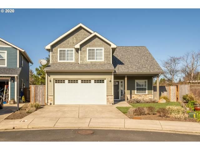 7135 NE Benton Pl, Newport, OR 97365 (MLS #20596909) :: McKillion Real Estate Group