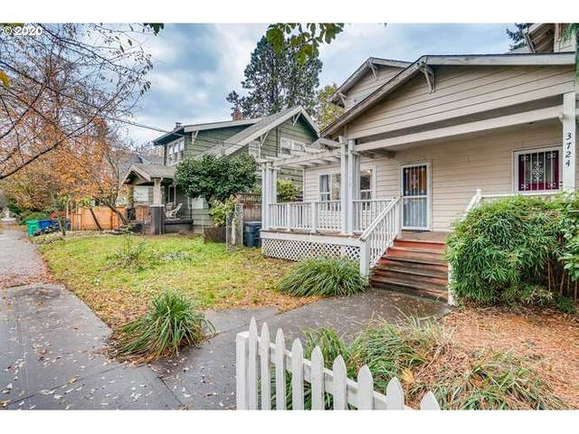 3730 N Albina Ave, Portland, OR 97227 (MLS #20597038) :: Townsend Jarvis Group Real Estate