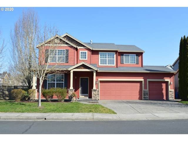 52001 SE Icenogle Loop, Scappoose, OR 97056 (MLS #20597397) :: Gustavo Group