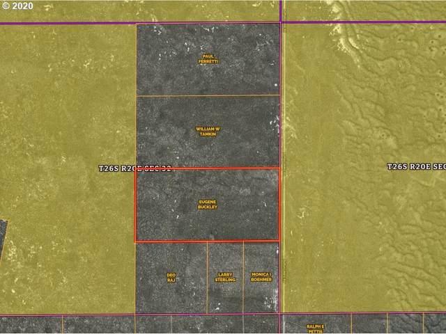 Buffalo Wells Rd, Silver Lake, OR 97638 (MLS #20597551) :: Premiere Property Group LLC