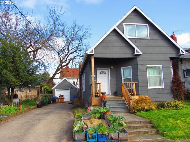 735 NE Church St, Portland, OR 97211 (MLS #20598268) :: Gustavo Group