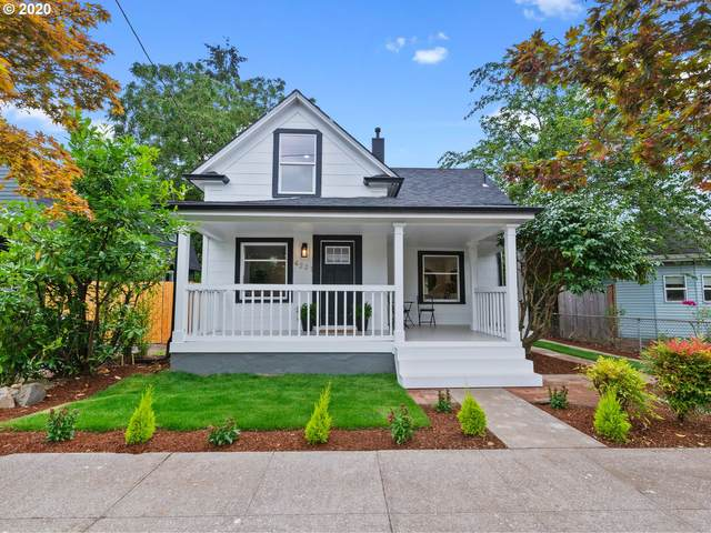4221 SE 64TH Ave, Portland, OR 97206 (MLS #20599039) :: Holdhusen Real Estate Group