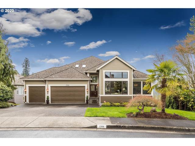 2366 Falcon Dr, West Linn, OR 97068 (MLS #20599157) :: McKillion Real Estate Group