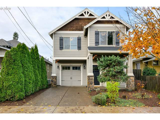 7417 N Stockton Ave, Portland, OR 97203 (MLS #20599203) :: Next Home Realty Connection