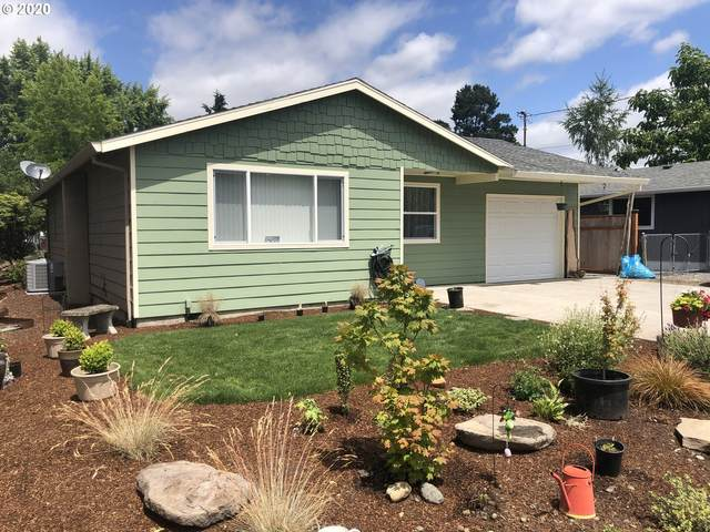 511 Jefferson St, Silverton, OR 97381 (MLS #20599721) :: Cano Real Estate