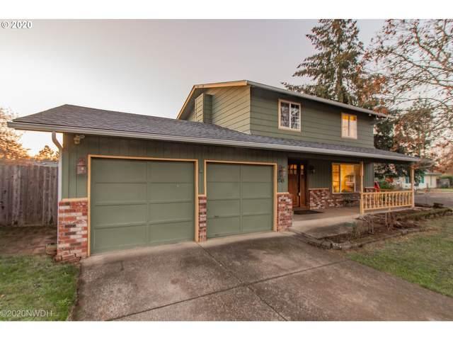 3745 Kevington Ave, Eugene, OR 97405 (MLS #20599727) :: Song Real Estate