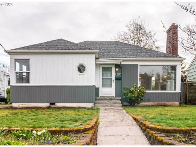 4800 NE 41ST Ave, Portland, OR 97211 (MLS #20599805) :: Homehelper Consultants