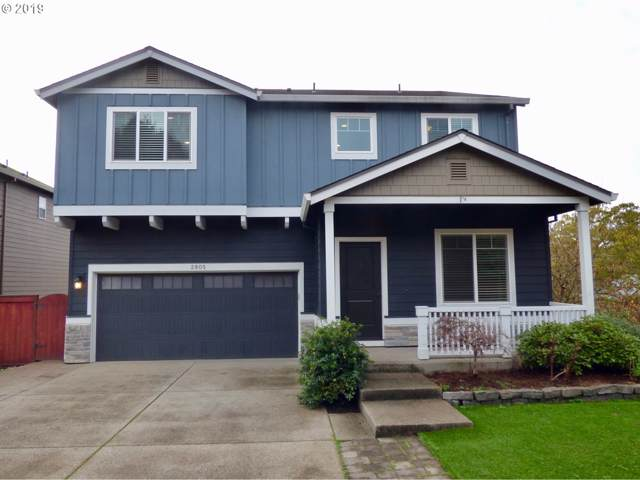 2805 York St, West Linn, OR 97068 (MLS #20599865) :: Next Home Realty Connection