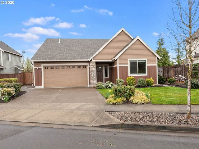 12574 Coho Way, Oregon City, OR 97045 (MLS #20600235) :: Fox Real Estate Group