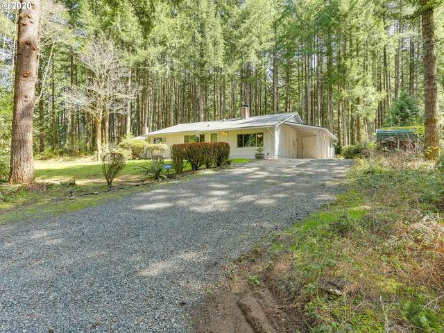 25787 S Morgan Rd, Estacada, OR 97023 (MLS #20600762) :: Next Home Realty Connection