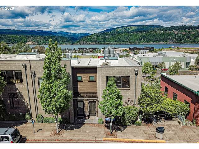 606 Cascade Ave, Hood River, OR 97031 (MLS #20601111) :: The Galand Haas Real Estate Team