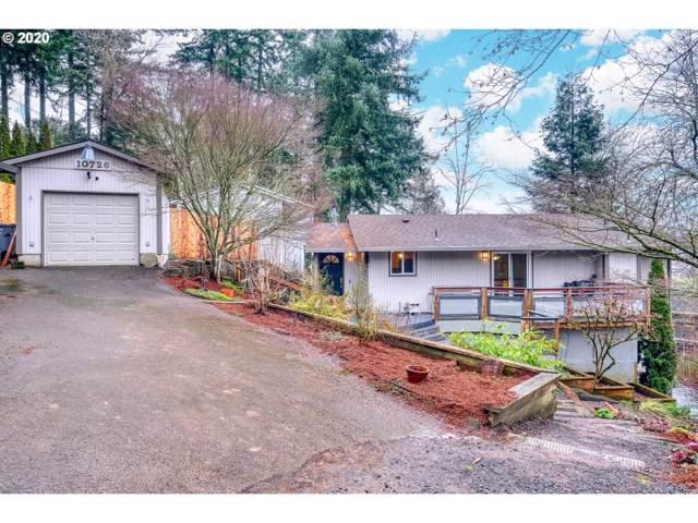 10726 SW 41ST Ave, Portland, OR 97219 (MLS #20601372) :: Next Home Realty Connection