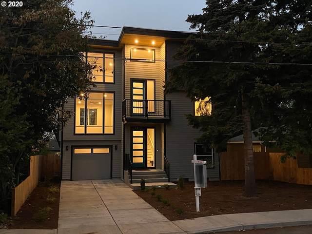 2835 N Arlington Pl, Portland, OR 97217 (MLS #20601518) :: McKillion Real Estate Group