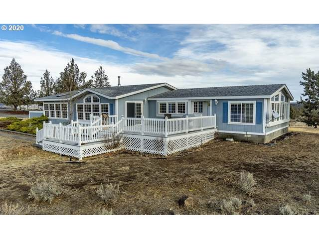 5200 NW Antelope Dr, Terrebonne, OR 97760 (MLS #20602619) :: The Galand Haas Real Estate Team