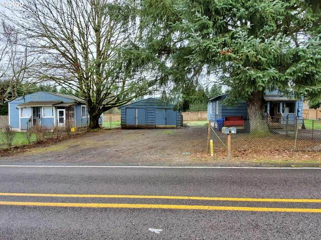 40350 SE Wildcat Mountain Dr, Eagle Creek, OR 97022 (MLS #20602942) :: The Liu Group