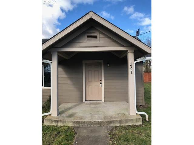 1407 E 10TH St, Newberg, OR 97132 (MLS #20603317) :: Fox Real Estate Group