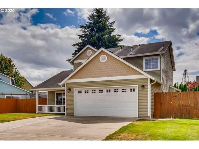 5609 NE 67TH Cir, Vancouver, WA 98661 (MLS #20603771) :: Fox Real Estate Group