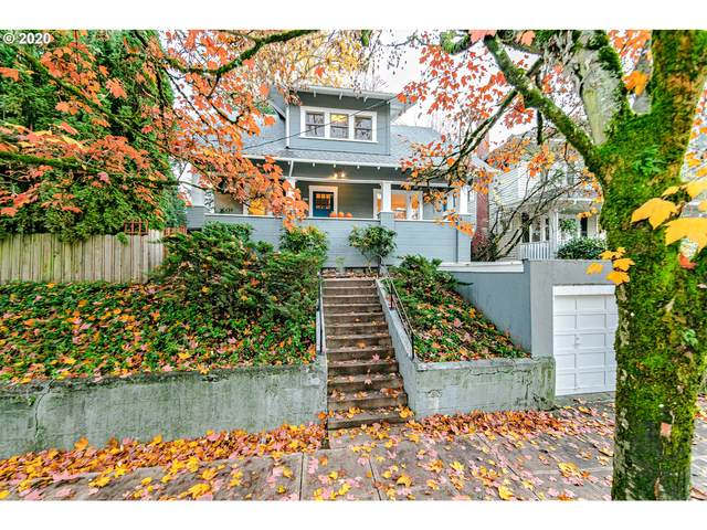 3954 SE Clinton St, Portland, OR 97202 (MLS #20604132) :: Lux Properties