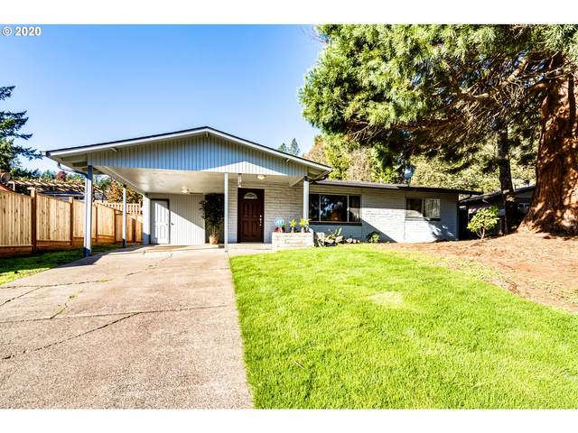 4588 W Hillside Dr, Eugene, OR 97405 (MLS #20604523) :: The Galand Haas Real Estate Team