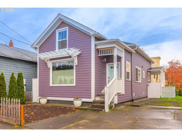 27 S Arthur St A/B, Portland, OR 97201 (MLS #20604571) :: McKillion Real Estate Group