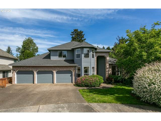 10075 SW Hedges Ct, Tualatin, OR 97062 (MLS #20604628) :: Piece of PDX Team