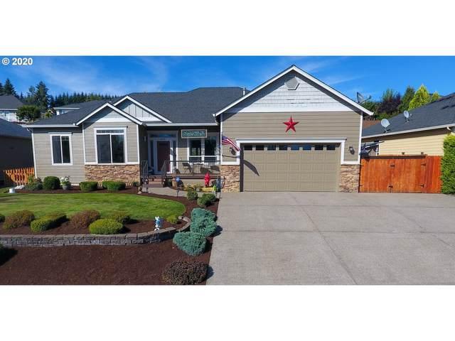 603 E 17TH Cir, La Center, WA 98629 (MLS #20605244) :: Real Tour Property Group
